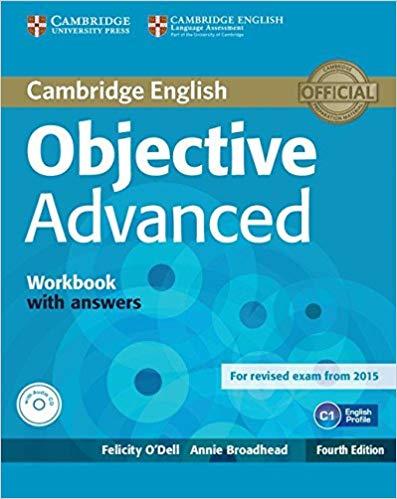 Робочий зошит Objective Advanced Workbook with Answers
