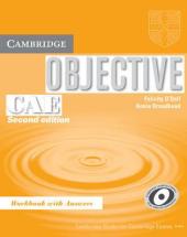 Objective CAE 2nd edition. Workbook with answers - фото обкладинки книги