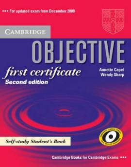 Objective FCE 2nd edition. Self-study Student's Book - фото книги