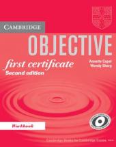 Objective FCE 2nd edition. Workbook - фото обкладинки книги