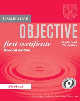 Objective FCE 2nd edition. Workbook - фото книги