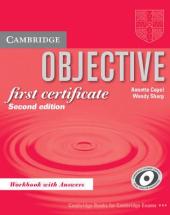 Objective FCE 2nd edition. Workbook with answers - фото обкладинки книги