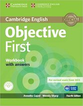 Посібник Objective First Workbook with Answers