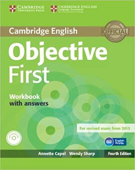 Objective First Workbook with Answers - фото книги