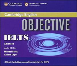 Objective IELTS Advanced Audio CDs - фото книги