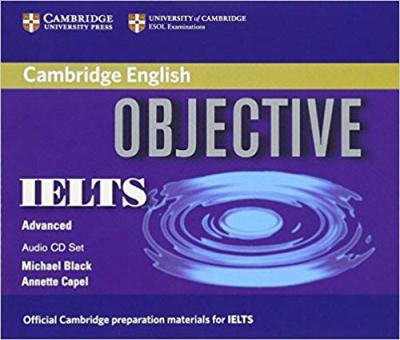 Аудіодиск Objective IELTS Advanced Audio CDs