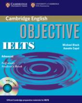 Objective IELTS Advanced Self Study Student's Book - фото обкладинки книги