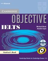 Objective IELTS Advanced Student's Book - фото обкладинки книги