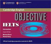 Objective IELTS Intermediate Audio CDs - фото обкладинки книги