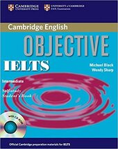 Objective IELTS Intermediate Self Study Student's Book - фото обкладинки книги