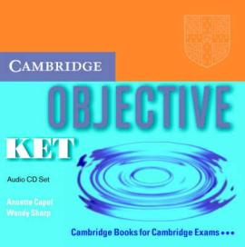 Objective KET. Audio CD Set (комплект із 2 аудіодисків) - фото книги