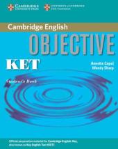Objective KET. Student's Book - фото обкладинки книги