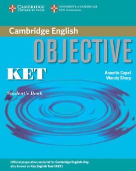 Objective KET. Student's Book - фото книги