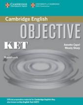 Objective KET. Workbook - фото обкладинки книги
