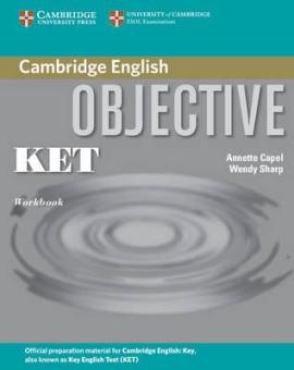 Objective KET. Workbook - фото книги