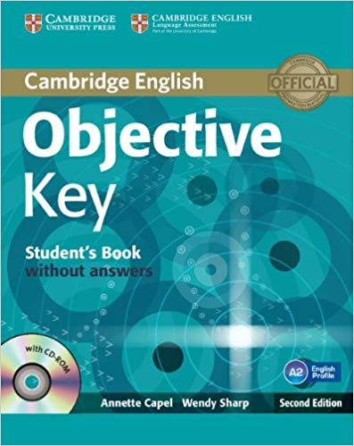 Підручник Objective Key 2nd Student's Book without Answers