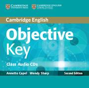 Робочий зошит Objective Key Class Audio CDs