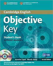 Objective Key for Schools Pack without Answers - фото обкладинки книги