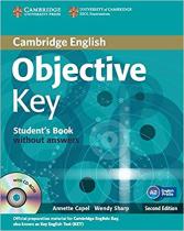 Книга для вчителя Objective Key for Schools Pack without Answers