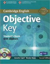 Книга для вчителя Objective Key Student's Book with Answers