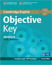 Objective Key Workbook with Answers - фото обкладинки книги