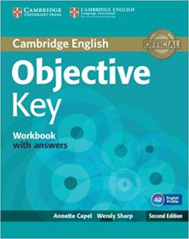 Objective Key Workbook with Answers - фото книги