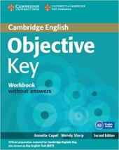 Objective Key Workbook without Answers - фото обкладинки книги