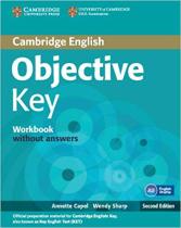 Книга для вчителя Objective Key Workbook without Answers
