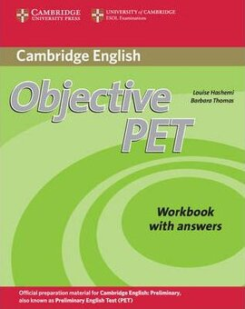 Objective PET 2nd Edition. Workbook with answers - фото книги