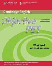 Objective PET 2nd Edition. Workbook without answers - фото обкладинки книги