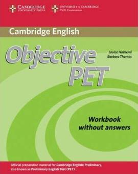 Objective PET 2nd Edition. Workbook without answers - фото книги