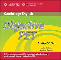 Підручник Objective PET Audio CDs