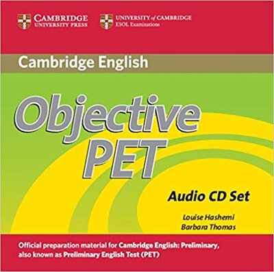 Аудіодиск Objective PET Audio CDs
