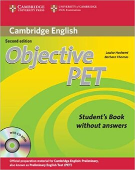 Objective PET Student's Book without Answers - фото книги