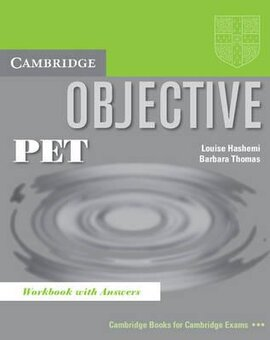 Objective PET. Workbook with answers - фото книги