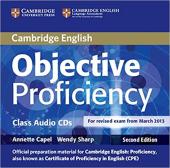 Objective Proficiency. Class Audio CDs (набір із двох дисків) - фото обкладинки книги