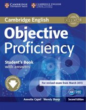 Objective Proficiency. Student's Book with Answers + Downloadable Software - фото обкладинки книги