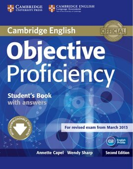 Objective Proficiency. Student's Book with Answers + Downloadable Software - фото книги