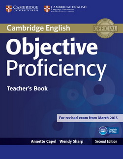 Objective Proficiency. Teacher's Book - фото книги