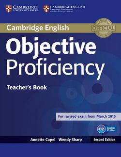 Objective Proficiency. Teacher's Book - фото книги