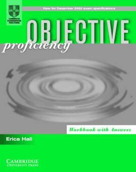 Objective Proficiency. Workbook with answers - фото книги