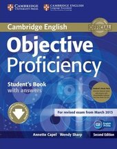 Objective Proficiency. Workbook with answers + Audio CD - фото обкладинки книги