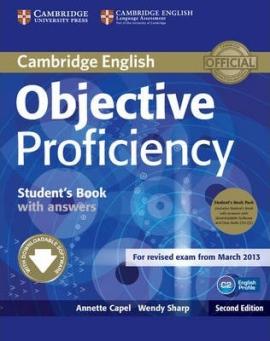 Objective Proficiency. Workbook with answers + Audio CD - фото книги
