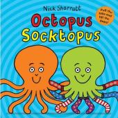 Octopus Socktopus - фото обкладинки книги