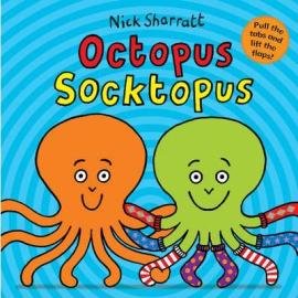 Octopus Socktopus - фото книги