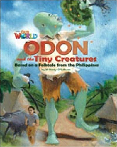 Книга Odon and the Tiny Creatures