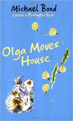 Olga Moves House - фото обкладинки книги