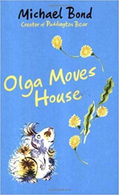 Книга Olga Moves House