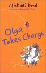 Olga Takes Charge - фото обкладинки книги