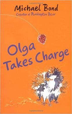 Olga Takes Charge - фото книги
